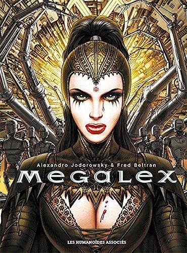 Megalex - Intégrale 40 ans (HUMANO.SCIE.FIC)