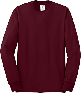 Jerzees Adult Heavyweight Blend Long-Sleeve T-Shirt