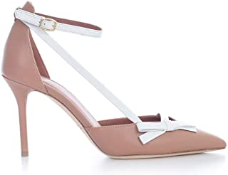 MALONE SOULIERS Luxury Fashion Womens JOSIE85NUDE Pink Pumps | Spring Summer 20