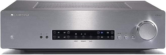 cambridge audio cxa60 speakers