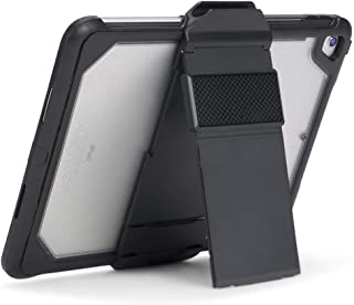 Griffin, iPad Pro 10.5 Rugged Case, Survivor Extreme with Stand, 4 ft Drop Protection, Water Resistant, Black/Clear