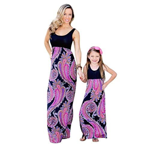 6d71359cab2 Matching Mother and Daughter Dresses: Amazon.co.uk
