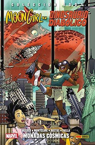 Moon Girl y Dinosaurio Diabólico 2. Monadas cósmicas: AMORES CÓSMICOS (COLECCIÓN 100% MARVEL)