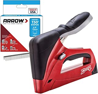 Arrow Fastener T50RED Pro Staple Gun