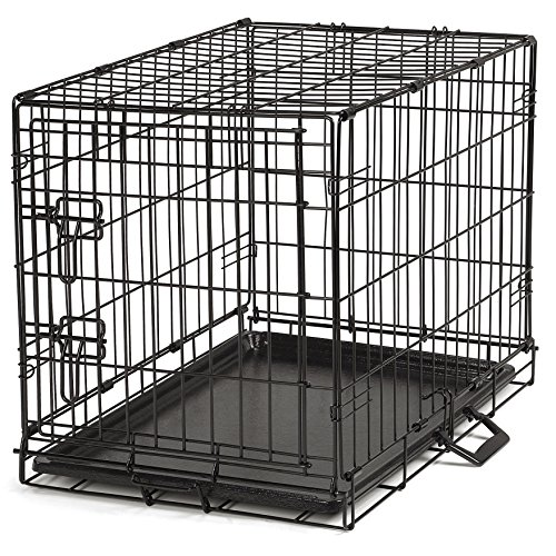 ProSelect Easy Dog Crates for Dogs and Pets  Black Small Medium MediumLarge Large Extra Large