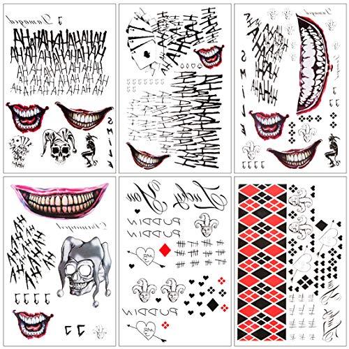 61MJ3eJ0-eL Harley Quinn Tattoos