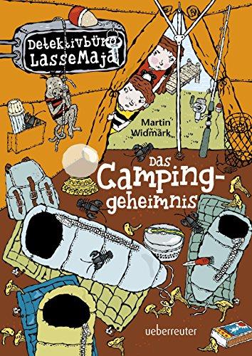 Detektivbüro LasseMaja - Das Campinggeheimnis (Bd. 8)