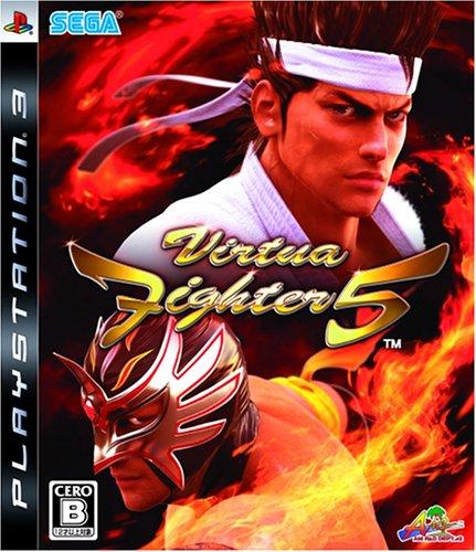 Virtua Fighter 5 (japan import)