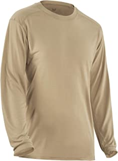DRIFIRE High Performance Flame Resistant Military Ultra-Lightweight Base Layer Long Sleeve Shirt 4.5 oz.