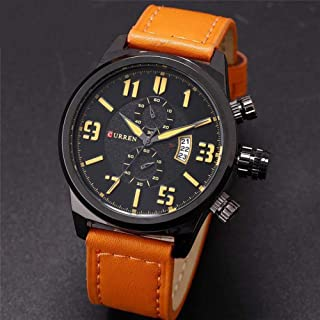 Watches Men Casual Mens Watches Luxury Man Analog Military Sport Watch Quartz Male Wristwatch
