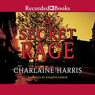 A Secret Rage audiobook cover art
