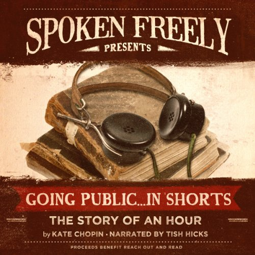 The Story of an Hour audiobook cover art