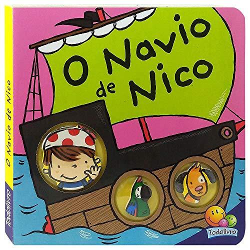 Livro-bolha: O navio de Nico