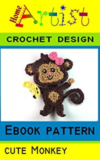 monkey applique pattern