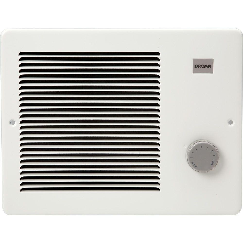 Broan Heater Grille Adjustable Thermostat