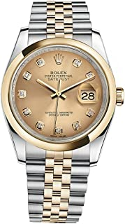 Best gold diamond rolex oyster perpetual datejust Reviews