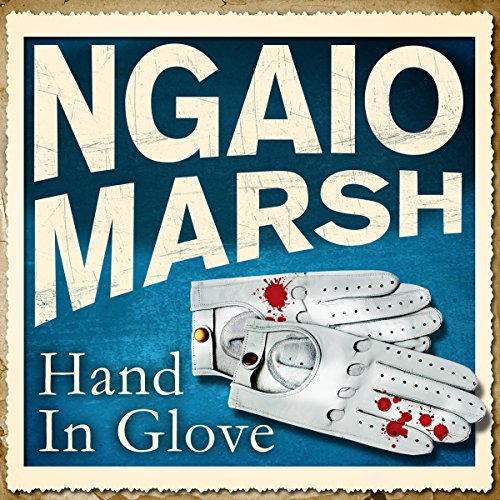 Hand in Glove audiobook cover art