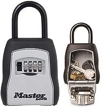 Master Lock Draagbare sleutelkluis [Middelgroot] [Buiten] - 5400EURD - Sleutelkast met beugel