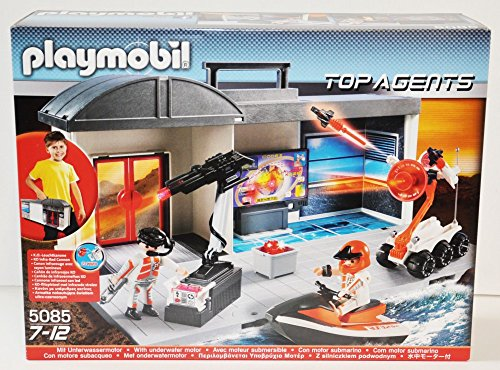 Playmobil: 5085   Top Agents   Quartier