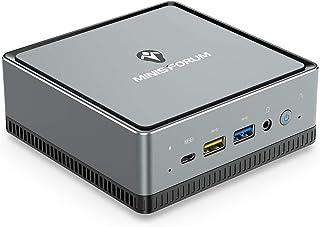 MINISFORUM DeskMini UM250 ミニpc DDR4 16GB 256GB SSD Windows 10 Pro mini pc 1000M LAN RJ45x2 Radeon Vega 8 Graphics 4kトリプルディ...