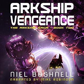 Arkship Vengeance cover art