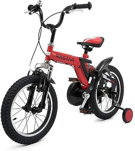 Ahorre 60% de descuento y envío rápido a todo el mundo. Bicicletas Bicicletas para Niños Bicicletas para Niños de 2 2 2 a 6 años Bicicleta de Niños y niñas de 12 Pulgadas al Aire Libre Bicicleta de Montaña Vehículo Todo Terreno Bicicletas (rojo, 2 Pulgadas)  mejor calidad