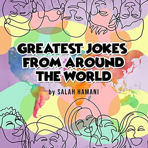 『Greatest Jokes from Around the World』のカバーアート
