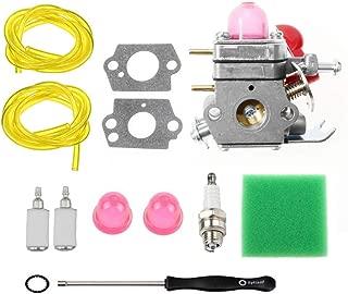 Cnfaner W-19 Carburetor for Poulan 530071811 Zama PP025 PP125 PP325 C1U-W19 Craftsman Weed Eater Trimmers