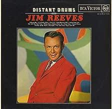 jim reeves distant drums vinyl