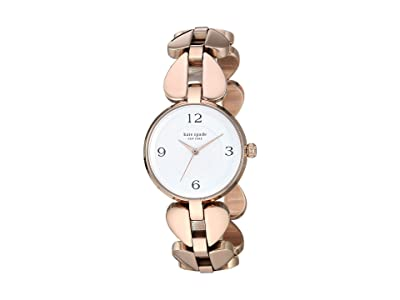 Kate Spade New York 30 mm Annadale Watch KSW1527 (Rose Gold) Watches