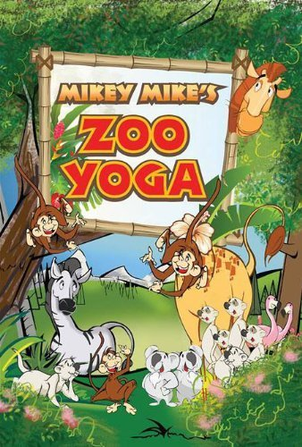 Mikey Mikes Zoo Yoga (DVD) by Michael Paduano