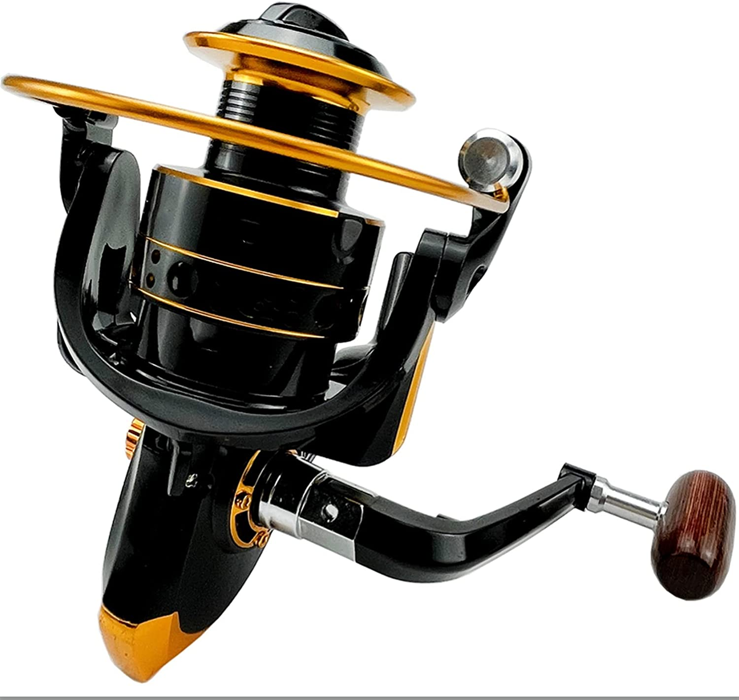 ZMMZ 12+1BB Fishing Reel Left Foldable Max 83% OFF Handle Manufacturer direct delivery Right Spin