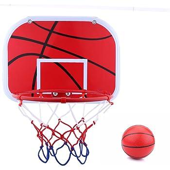 Asixx Mini Juego de Baloncesto con Tablero, Canasta de Baloncesto ...