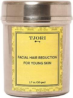 Tjori Facial Hair Reduction for Young Skin, 50 g