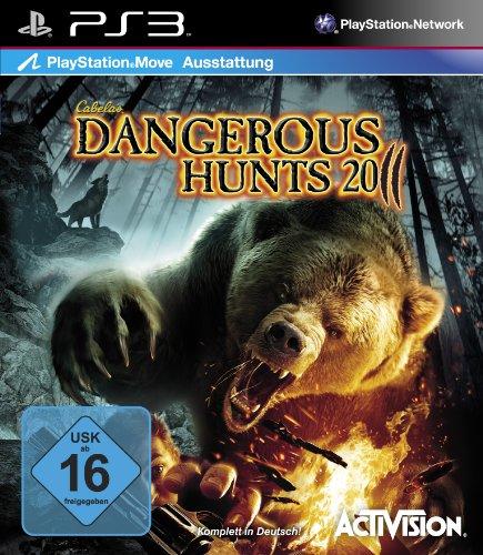 Cabela's Dangerous Hunts 2011 (Move kompatibel) [Edizione: germania]