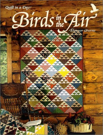 Birds' in the Air: Quilt in a Day