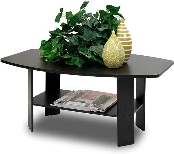 Furinno 11179EX Simple Design Coffee Table Espresso