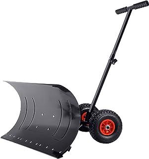 Pala para nieve con ruedas, Palas Quitanieves Ajustable en A