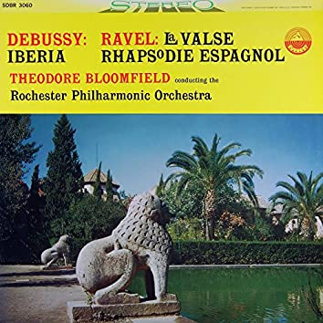 Debussy: Iberia - Ravel: La Valse & Rhapsodie Espagnole (Transferred from the Original Everest Records Master Tapes)