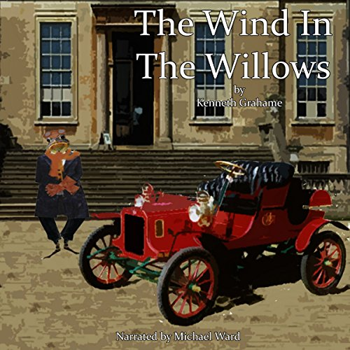 The Wind in the Willows HCR104fm Edition Titelbild