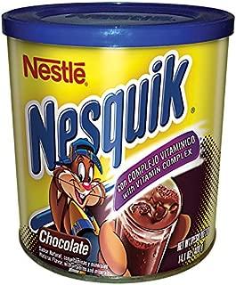 Nesquik Mix Chocolate Hispanic, 14.1 Ounce