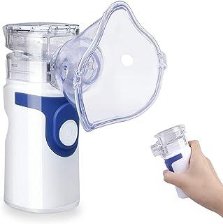 Draagbare Inhalator Machine Mini Handheld Stoom Luchtbevochtiger Vaporizer Cool Mist Reizen Inhalator voor Volwassenen & K...