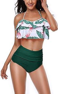 plus récent 987fb 0dcbe Amazon.fr : maillot de bain tanga taille haute