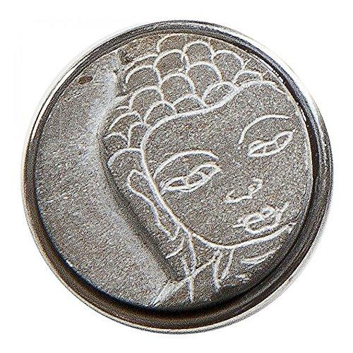 Noosa Chunk Buddha grey stone