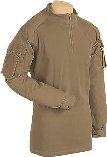 Combat Shirt w/Zipper