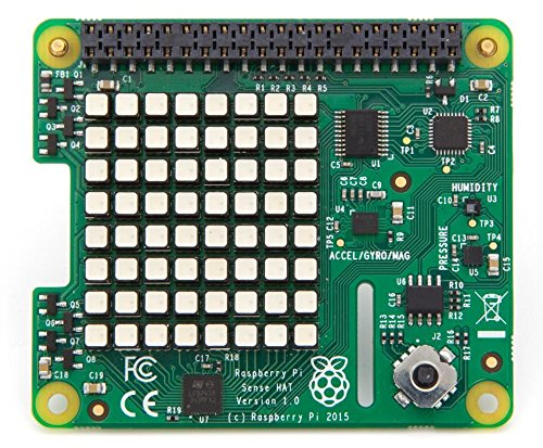 Raspberry Pi Foundation FBA_2483095 Sense HAT, 12V, 12 MHz