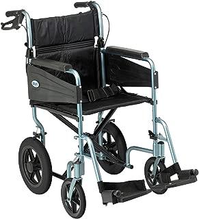 Amazon.es: Sillas de ruedas asistidas y de transporte: Salud y ...