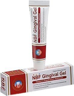 NBF Gingival Gel, Regeneration und Schutz für Zahnfleisch mit natürlichen Wirkstoffen, zukunftsweisender Nanotechnologie und Propolis