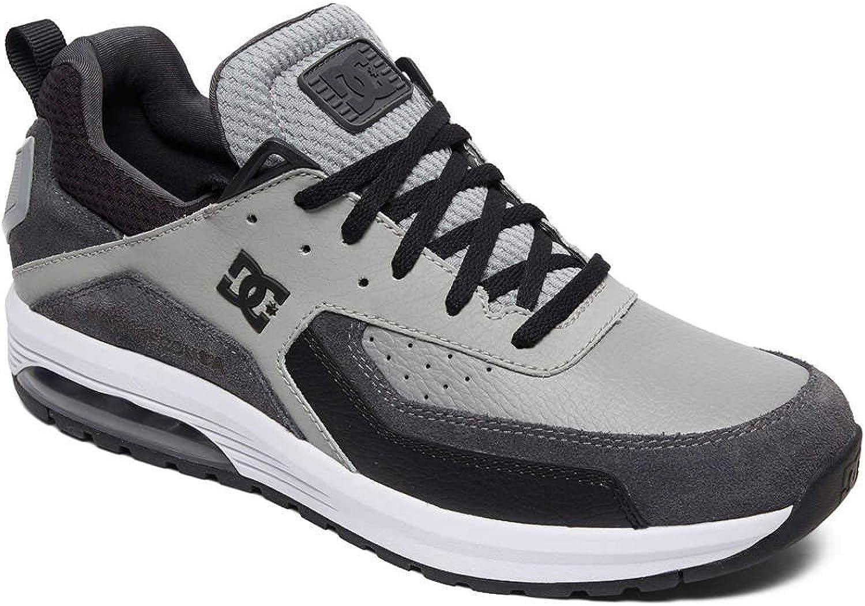 DC Grey-Grey-Black Vandium SE shoes