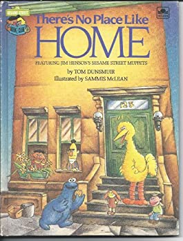 There's no place like home - Book  of the Sesame Street Book Club
